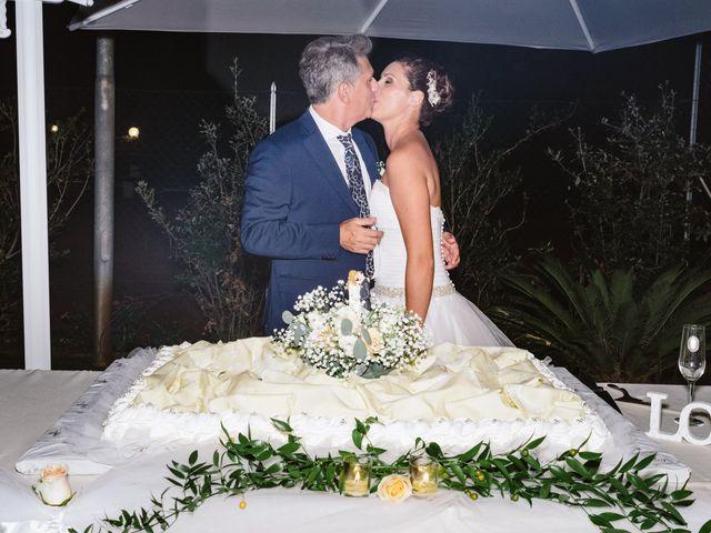 Il matrimonio di Lara e Andrea a Pietrasanta, Lucca 100