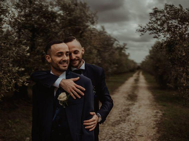 Le nozze di Alessandro e Valerio