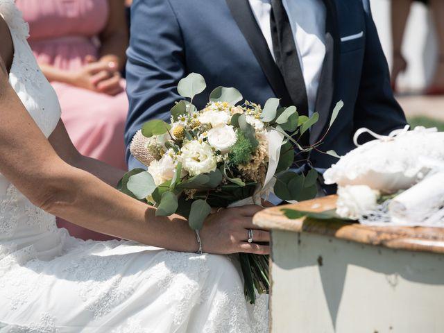 Il matrimonio di Raffaella e Ruggiero a Trecastelli, Ancona 42