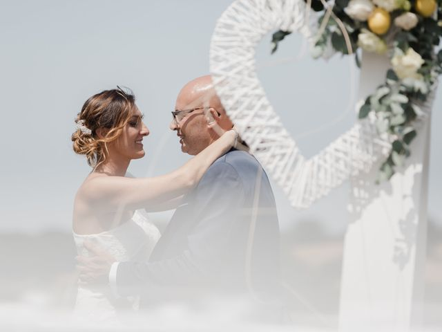 Il matrimonio di Raffaella e Ruggiero a Trecastelli, Ancona 58