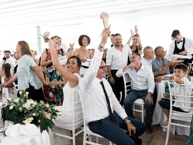 Il matrimonio di Raffaella e Ruggiero a Trecastelli, Ancona 61