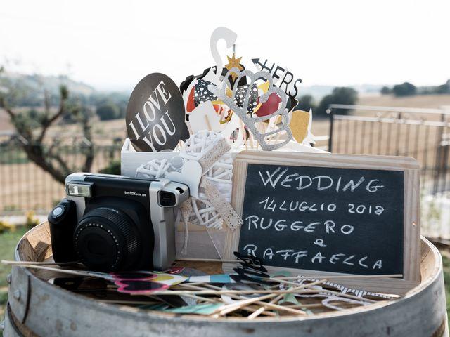 Il matrimonio di Raffaella e Ruggiero a Trecastelli, Ancona 64
