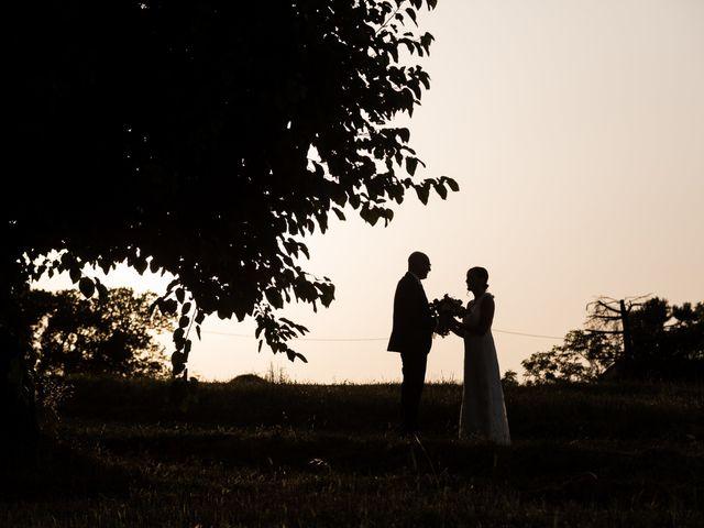 Il matrimonio di Raffaella e Ruggiero a Trecastelli, Ancona 72