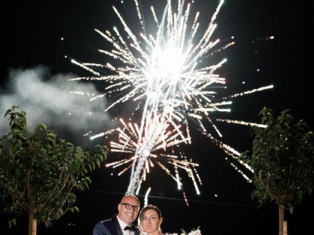 Il matrimonio di Raffaella e Ruggiero a Trecastelli, Ancona 75