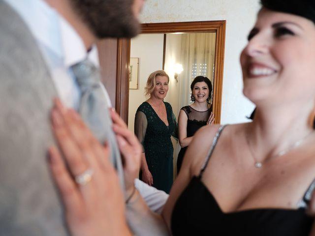 Il matrimonio di Marina e Saul a Nettuno, Roma 1