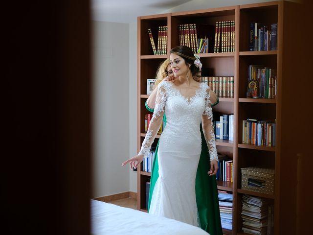 Il matrimonio di Marina e Saul a Nettuno, Roma 12