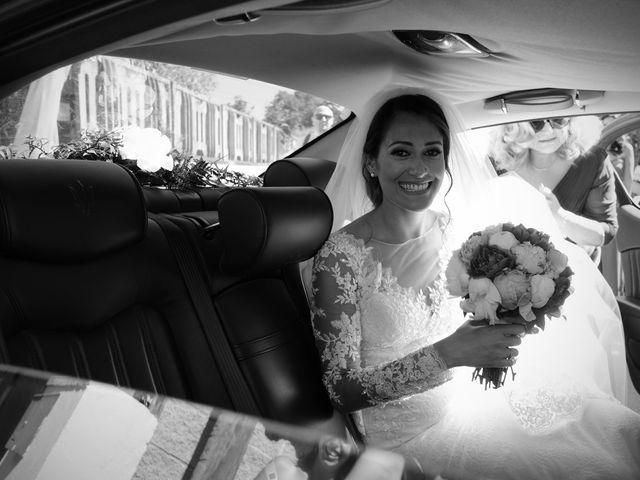 Il matrimonio di Marina e Saul a Nettuno, Roma 17