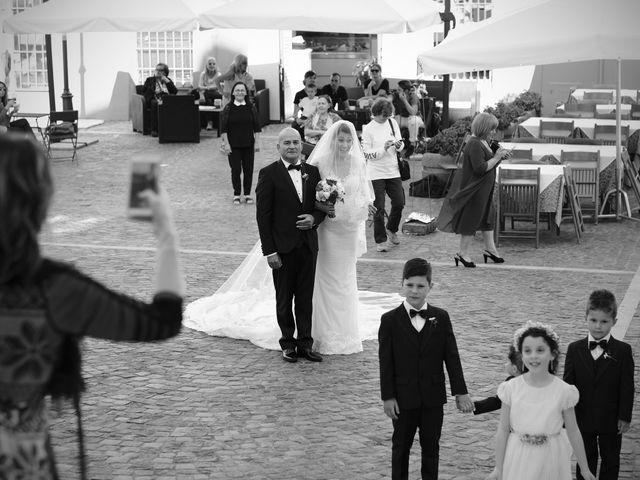 Il matrimonio di Marina e Saul a Nettuno, Roma 18