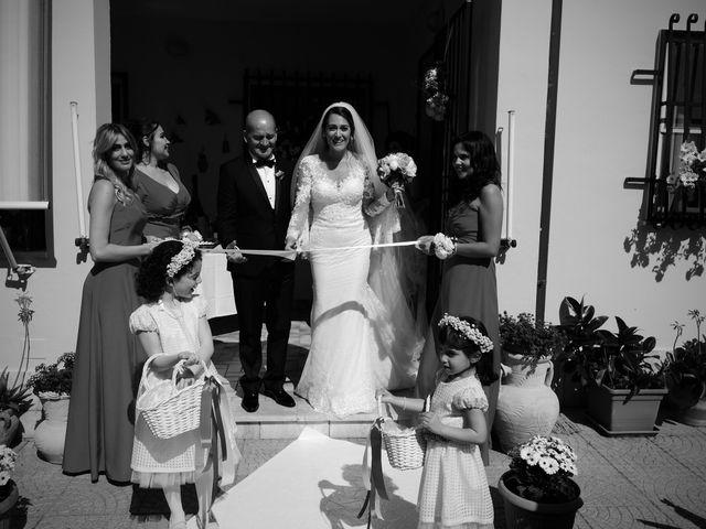 Il matrimonio di Marina e Saul a Nettuno, Roma 19