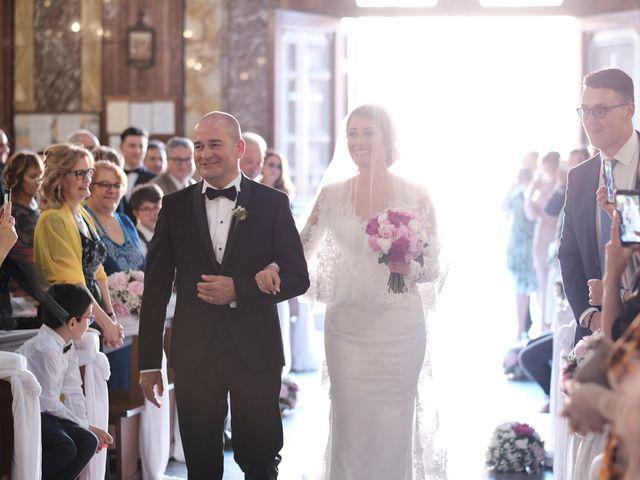 Il matrimonio di Marina e Saul a Nettuno, Roma 20