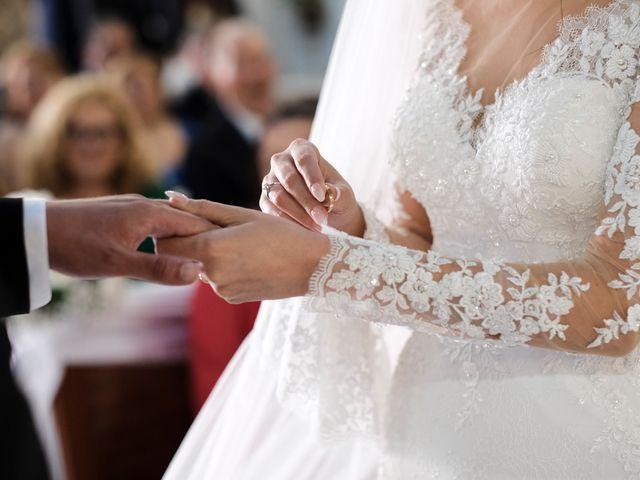 Il matrimonio di Marina e Saul a Nettuno, Roma 22