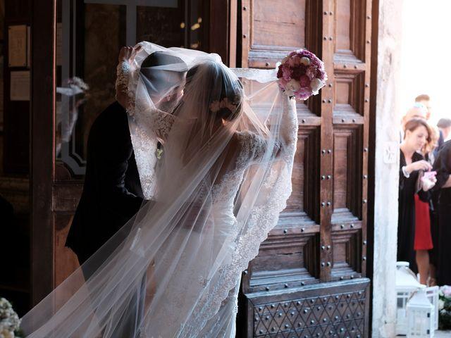 Il matrimonio di Marina e Saul a Nettuno, Roma 23