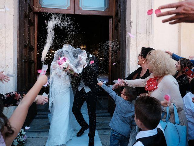 Il matrimonio di Marina e Saul a Nettuno, Roma 24
