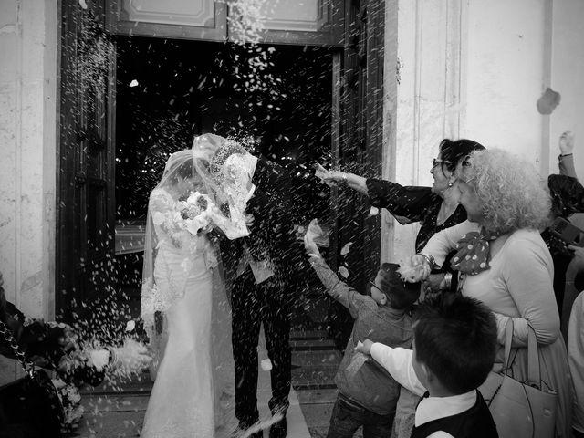 Il matrimonio di Marina e Saul a Nettuno, Roma 25