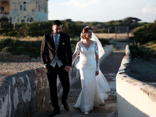 Il matrimonio di Marina e Saul a Nettuno, Roma 27