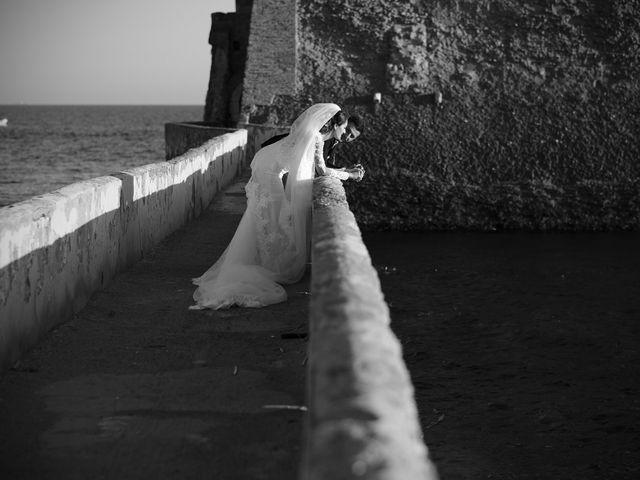 Il matrimonio di Marina e Saul a Nettuno, Roma 29
