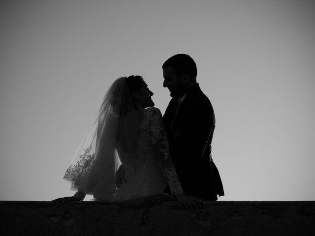 Il matrimonio di Marina e Saul a Nettuno, Roma 30
