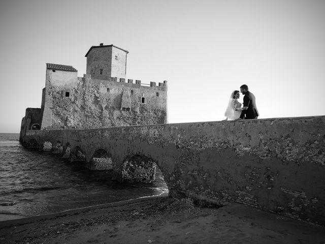 Il matrimonio di Marina e Saul a Nettuno, Roma 31