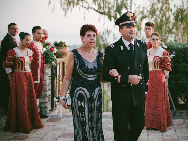 Il matrimonio di Leonardo e Serenella a Siculiana, Agrigento 14