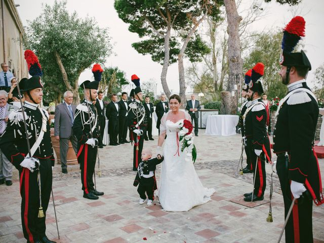Il matrimonio di Leonardo e Serenella a Siculiana, Agrigento 16