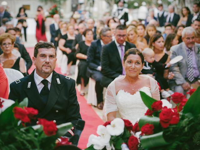 Il matrimonio di Leonardo e Serenella a Siculiana, Agrigento 18