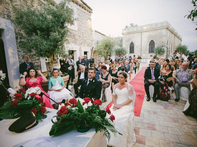 Il matrimonio di Leonardo e Serenella a Siculiana, Agrigento 19