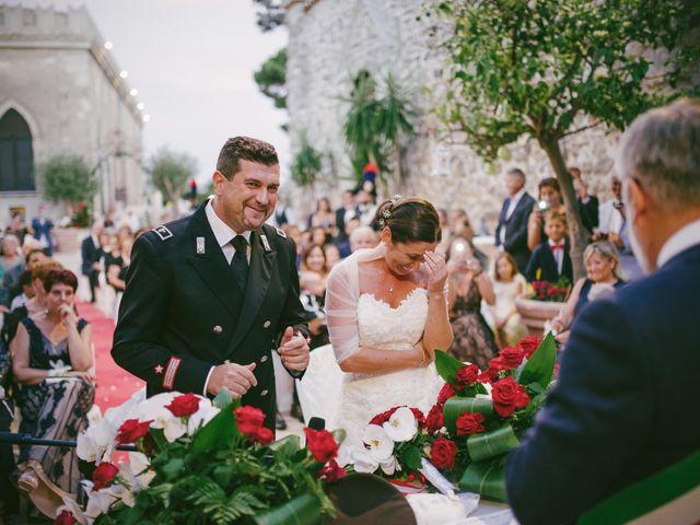 Il matrimonio di Leonardo e Serenella a Siculiana, Agrigento 21