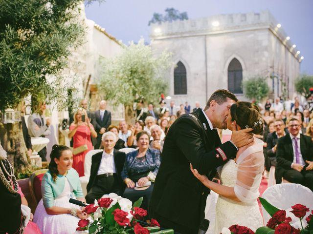 Il matrimonio di Leonardo e Serenella a Siculiana, Agrigento 23