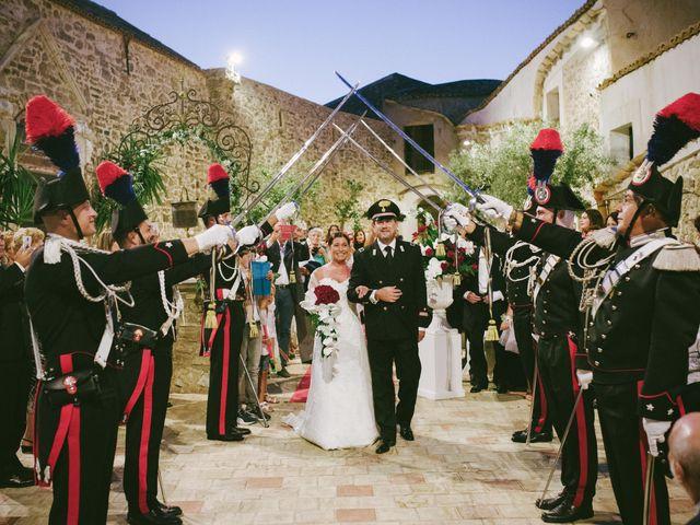Il matrimonio di Leonardo e Serenella a Siculiana, Agrigento 24