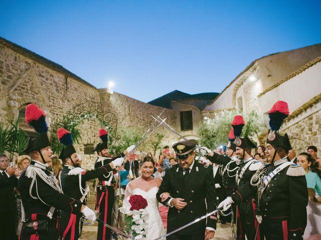 Il matrimonio di Leonardo e Serenella a Siculiana, Agrigento 25