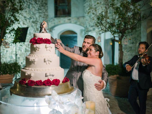 Le nozze di Serenella e Leonardo