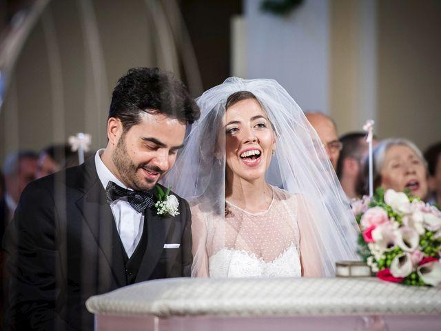 Il matrimonio di Giuseppe e Marica a Potenza, Potenza 17