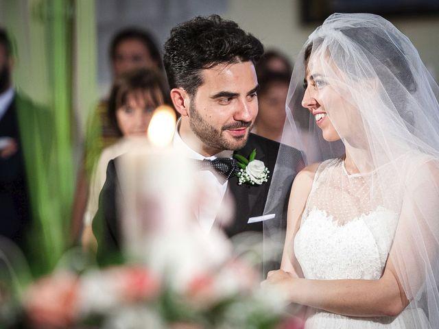 Il matrimonio di Giuseppe e Marica a Potenza, Potenza 20