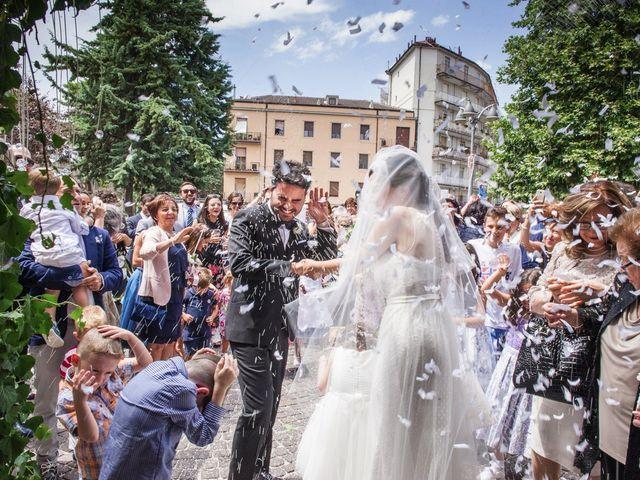 Il matrimonio di Giuseppe e Marica a Potenza, Potenza 22