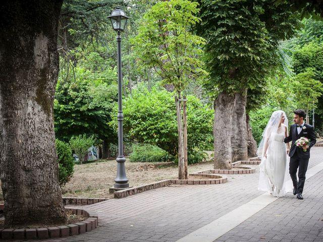 Il matrimonio di Giuseppe e Marica a Potenza, Potenza 23