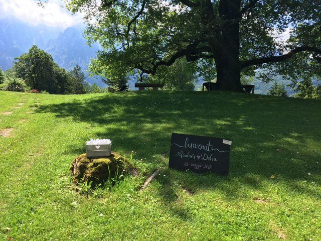 Il matrimonio di Andres  e Delia a Trento, Trento 27