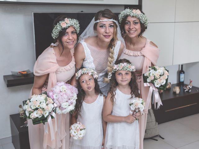 Il matrimonio di Magda e Andrea a Silvi, Teramo 11