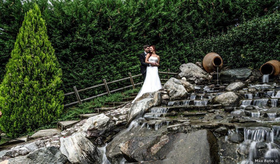 Il matrimonio di Stefano e Miriam a Nole, Torino