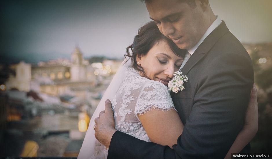Il matrimonio di Cesare e Elsa a San Cataldo, Caltanissetta