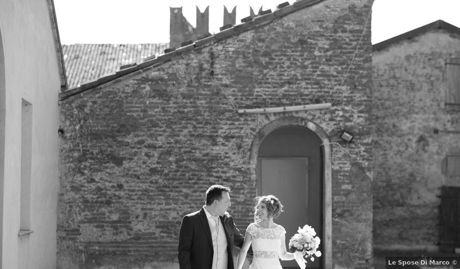 Il matrimonio di Luca e Silvia a Casale Monferrato, Alessandria