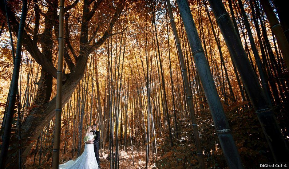 Il matrimonio di David e Chiara a Bracciano, Roma