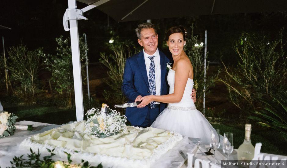 Il matrimonio di Lara e Andrea a Pietrasanta, Lucca