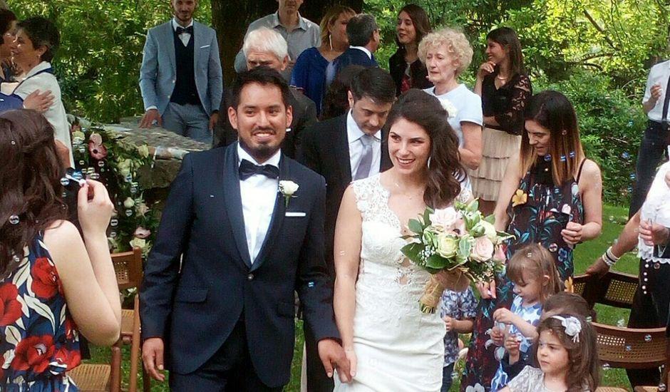Il matrimonio di Andres  e Delia a Trento, Trento