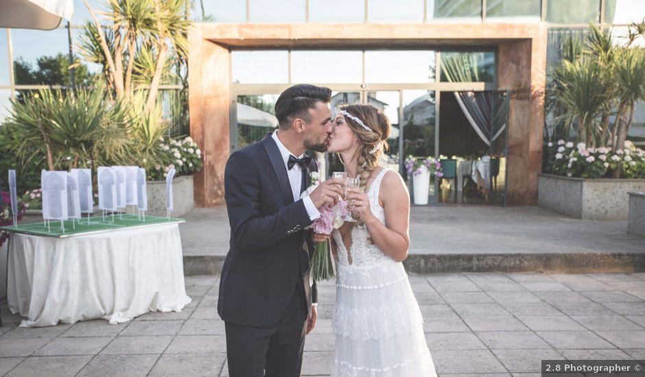 Il matrimonio di Magda e Andrea a Silvi, Teramo
