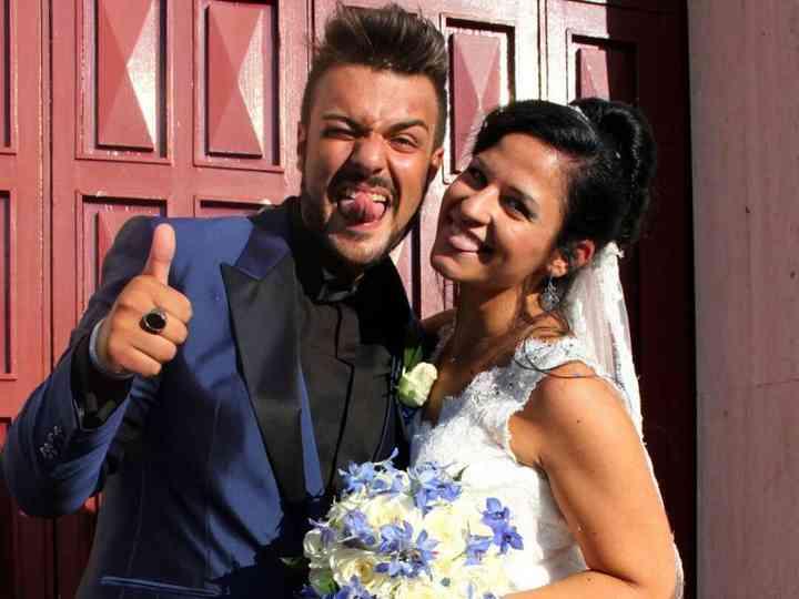 Le nozze di Gabriella e Cosimo