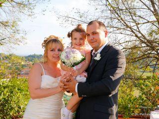 Le nozze di Jenny e Andrea
