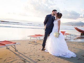 Le nozze di Enza e Ergys