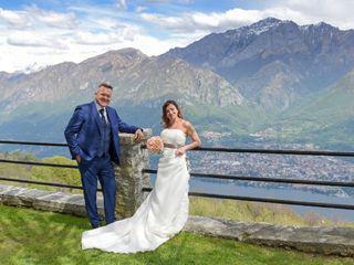 Le nozze di Mariantonietta  e Angelo