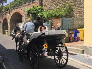 Le nozze di Agata e Giuseppe