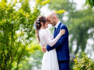 Le nozze di Rosatea e Maurizio